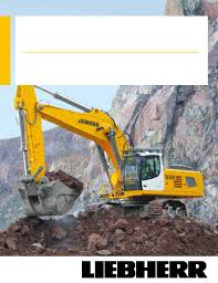 <b>Liebherr</b> L 556 User Manual