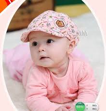 cute baby boys s baseball cap summer hat beret headwear 100 cotton elastic 44 48cm kids palm style hats in hats caps from mother kids on