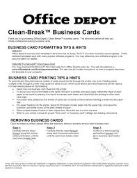 Word Templates Resume Microsoft Word Template Business Card 78