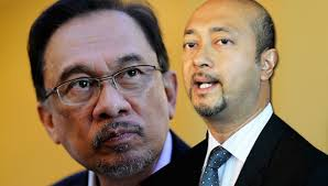 Image result for Anwar Muhyiddin Yassin, and Mukhriz