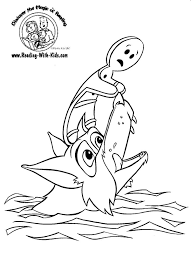 Small Picture gingerbread man fox coloring page gingerbread man colouring page