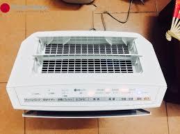 Máy lọc không khí bù ẩm Panasonic nội địa Nhật