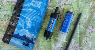 Sawyer Mini Water Filter Review Mom Goes Camping