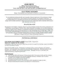 Cover Letter For Technician Job Process Technician Cover Letter Electronic Technician Cover Letter