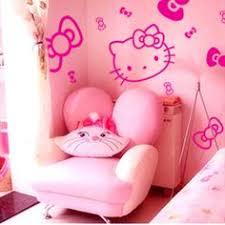 kids bedroom for girls hello kitty. Hello Kitty Wall Stickers Kid Room Decor/Cartoon For Home Bedroom Set Art Kids Girls N