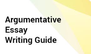 a complete guide to argumentative essay writing