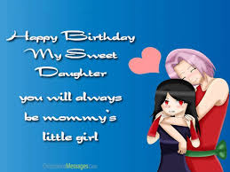 Birthday Wishes For Daughter From Mom Occasions Messages