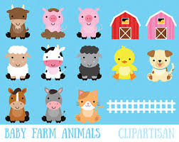 baby farm animals clip art. Interesting Art Baby Animals Clipart Free Commercial Use Cute Clip Transparent  Library With Farm Clip Art