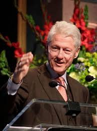 bill clinton praises student sustaility council at rupp lexington herald leader