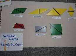Geometric Cabinet Control Chart Montessori Spanish March 2009
