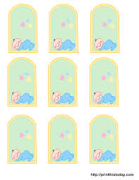 Tags 25Baby Shower Tag