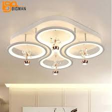 rectangular led ceiling lights rectangular led ceiling light modern white ceiling fixtures living room bedroom led lamp