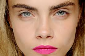 cara delevingne eyebrow makeover 11 stars with cara delevingne s eyebrows