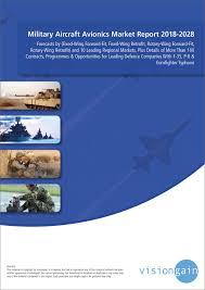 Military Aircraft Avionics Market Report 2018 2028
