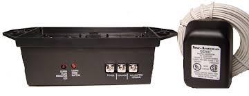 garage door opener universal dual frequency radio receiver