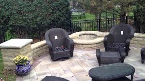 paver patio with deck. Modren Deck Archadeck Of Chicagoland  Low Maintenance Deck U0026 Paver Patio With Fire Pit To With F