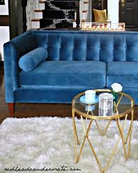 blue velvet furniture. Interesting Furniture This Teal Blue Velvet Sofa Is Gorgeous There Are More Colors Too With Blue Velvet Furniture U