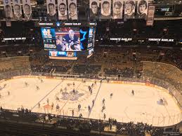 Toronto Maple Leafs Interactive Seating Chart Scotiabank Arena Section 308 Toronto Maple Leafs