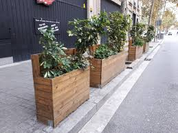 full size of decoration wooden garden tubs and planters painted wooden planter boxes small wooden garden