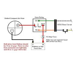 chopcult do i really need a relay for a after market horn here s a diagram