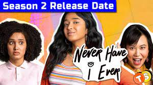 """Never Have I Ever"""" Season 2: Release ..."""