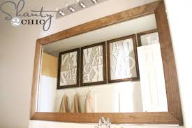 Great DIY Mirror frame ideas How Do It Info