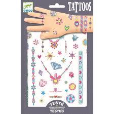 Tetování šperky