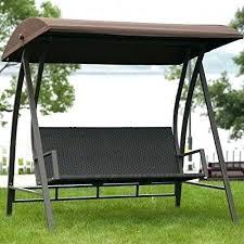 garden treasures patio furniture swing replacement parts swings porch can repair hammock fabric treas