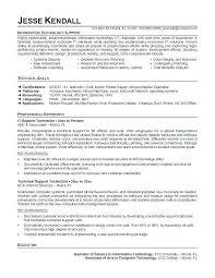 computer support technician resume computer technician resume skills skinalluremedspa com