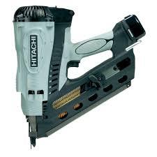hitachi nailer. hitachi gas nail gun nr90gc2 first fix 90mm nailer 1