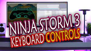 ProGaming Studio - How to Setup Keyboard Controls for Naruto Ultimate Ninja  Storm 3 PC | Tagalog