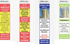 ad sample sample ads for booking property ads in indian newspapers