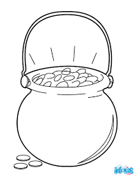 Small Picture Pot of gold coloring pages Hellokidscom