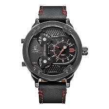 <b>Weide Men Sports</b> Watches Analog Display Quartz 3ATM ...