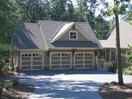 Enchanting Tandem Garage House Plans Gallery  Best Inspiration Four Car Garage House Plans