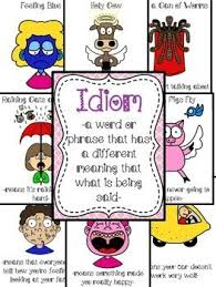 Idioms Mega Posters Pack Anchor Chart With Free Posters In
