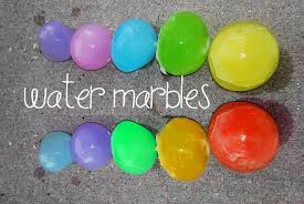 Easy Things To Make How To Make Giant Water Marbles Youtube