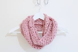 Crochet Infinity Scarf Patterns Unique Decoration