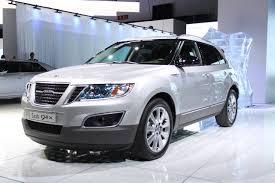 2012 Saab 9-4X Price of $34,205? ~ Carspeeds