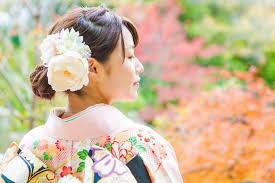 大阪横浜の写真館愛写館振袖に似合う髪型はコレ成人式結婚式に