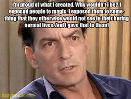 Charlie Harper Quotes For Every Beautiful Woman Best of 24 Charlie Sheen Quotes 24 QuotePrism