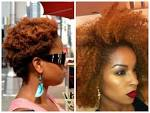 Hair color for black women with natural hair 2017
