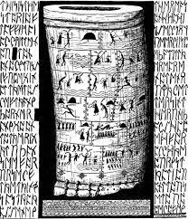 the story of taffimai metallumai carved on an old tusk