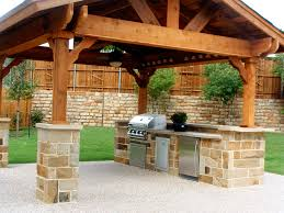 Backyard Kitchen Ideas Pictures  Home Outdoor DecorationBackyard Kitchen