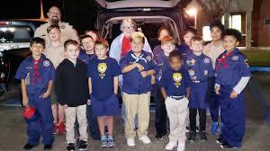 Cub Scouts Pack 318 gives back - L'Observateur | L'Observateur