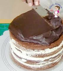chocolate ganache cake decorations. Interesting Ganache An Image Optimized For Social Media Share This Chocolate Ganache  Decorating A Cake Aka For Chocolate Ganache Cake Decorations E
