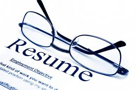 resume objectives chef resume objective