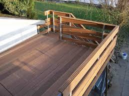 Holzterrasse Bauen Holzterrasse Selber Bauen Bausatz Bs
