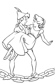 Small Picture Kids Under 7 Peter Pan Coloring Pages Coloring Home