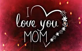 1920x1200 i love you mom red wallpapers images photos hd wallpapers isram whatsapp imo